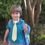 Příprava na první dny ve škole…