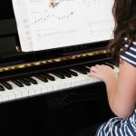 Jak hravě na noty?  Rozhovor s učitelkou hudby.