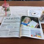 Rozhovor pro slovenský časopis LENNA