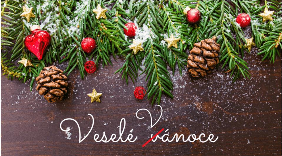Na vánoční přání i do lednového slohu